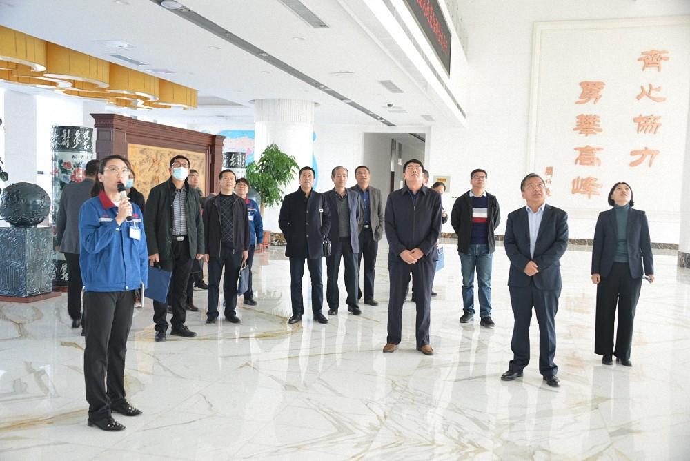 淄博市民品贷款贴息政策培训会议在欧木公司召开